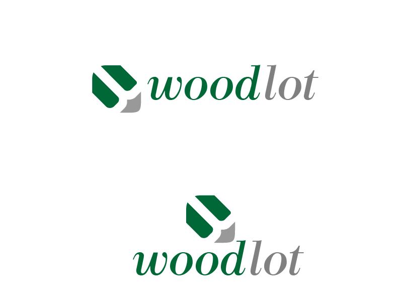 Logo Design by brands_in - Entry No. 46 in the Logo Design Contest Fun Logo Design for woodlot.