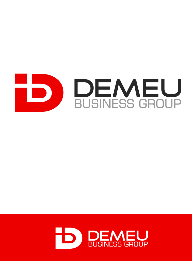Logo Design by Private User - Entry No. 131 in the Logo Design Contest Captivating Logo Design for DEMEU Business Group.
