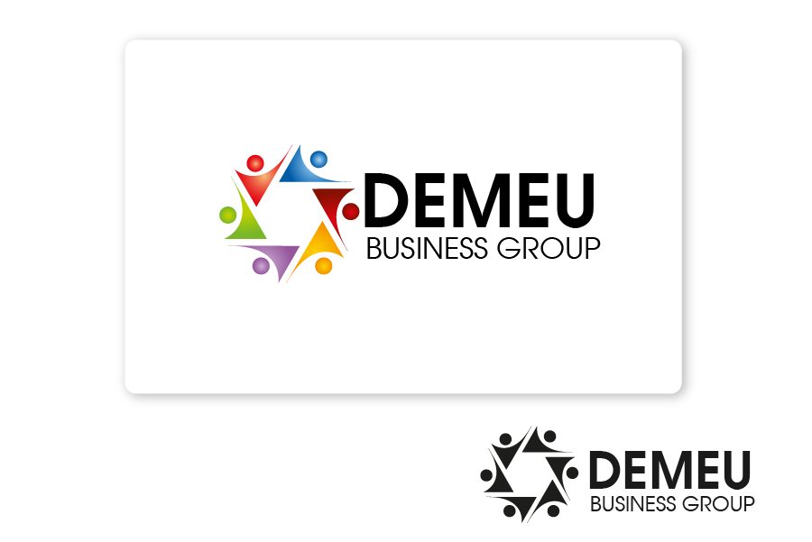 Logo Design by Private User - Entry No. 133 in the Logo Design Contest Captivating Logo Design for DEMEU Business Group.