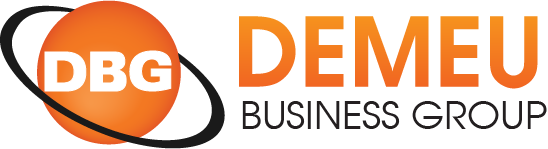 Logo Design by Private User - Entry No. 134 in the Logo Design Contest Captivating Logo Design for DEMEU Business Group.