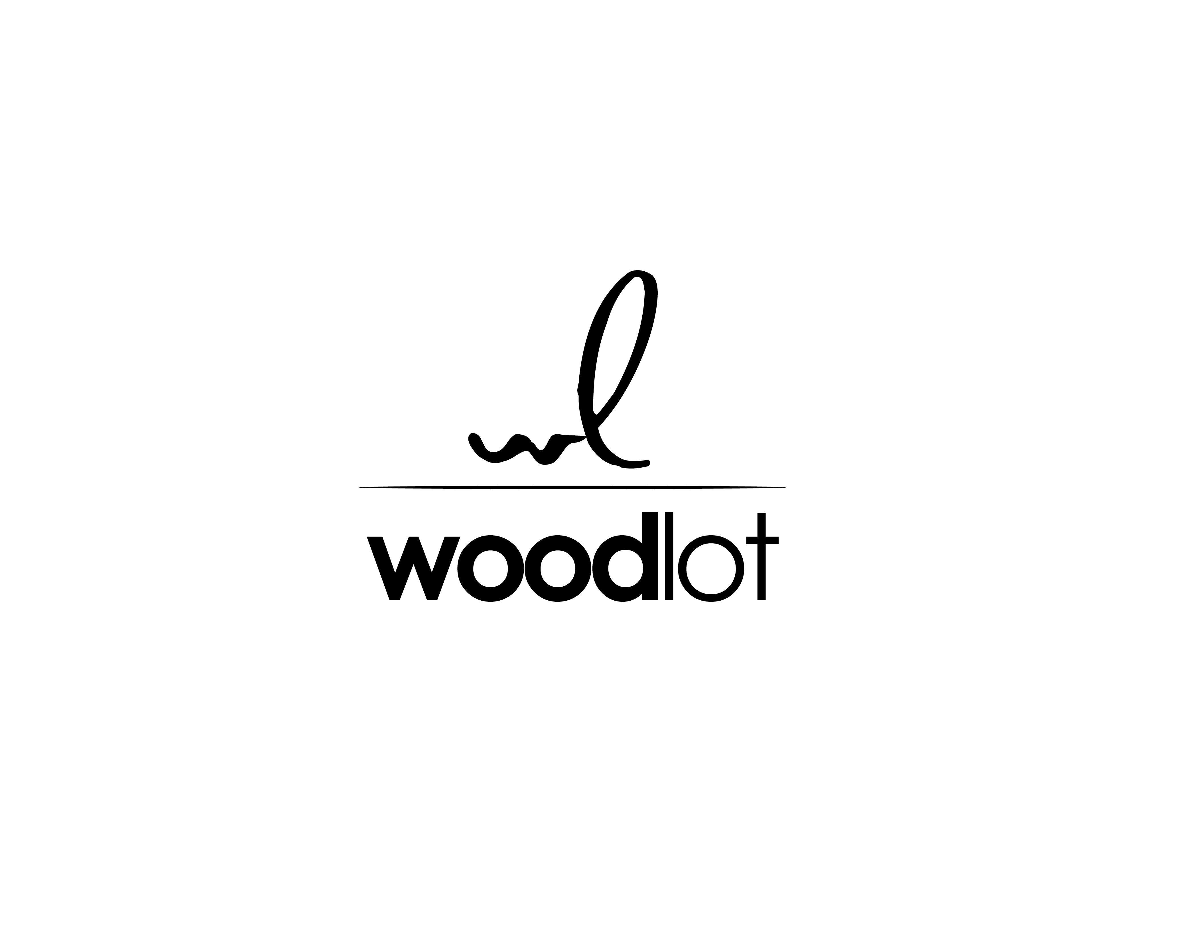 Logo Design by roc - Entry No. 49 in the Logo Design Contest Fun Logo Design for woodlot.