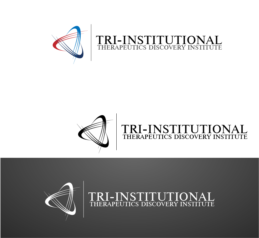Logo Design by brands_in - Entry No. 178 in the Logo Design Contest Inspiring Logo Design for Tri-Institutional Therapeutics Discovery Institute.