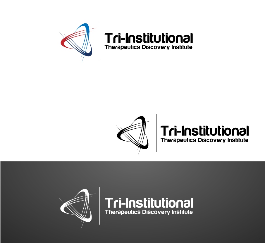 Logo Design by brands_in - Entry No. 180 in the Logo Design Contest Inspiring Logo Design for Tri-Institutional Therapeutics Discovery Institute.