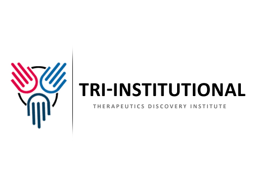 Logo Design by Crystal Desizns - Entry No. 188 in the Logo Design Contest Inspiring Logo Design for Tri-Institutional Therapeutics Discovery Institute.