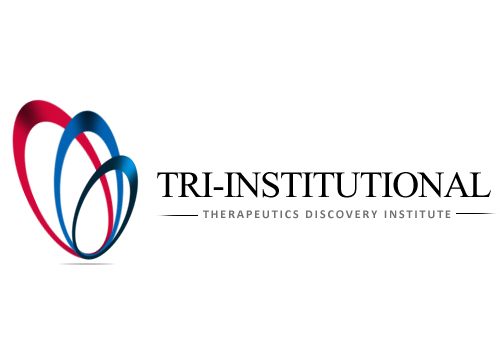 Logo Design by Crystal Desizns - Entry No. 189 in the Logo Design Contest Inspiring Logo Design for Tri-Institutional Therapeutics Discovery Institute.