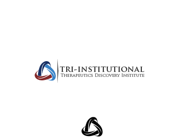 Logo Design by Private User - Entry No. 192 in the Logo Design Contest Inspiring Logo Design for Tri-Institutional Therapeutics Discovery Institute.