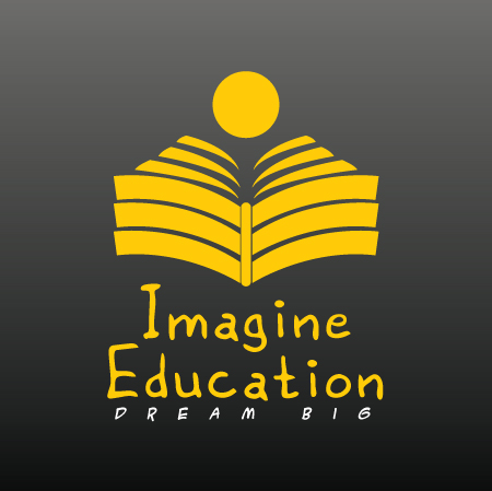 Logo Design by aesthetic-art - Entry No. 37 in the Logo Design Contest Imagine Education.