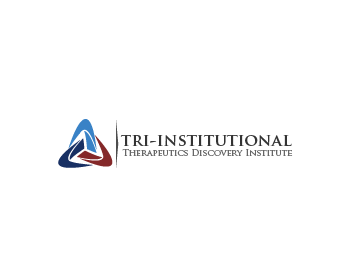 Logo Design by Private User - Entry No. 195 in the Logo Design Contest Inspiring Logo Design for Tri-Institutional Therapeutics Discovery Institute.