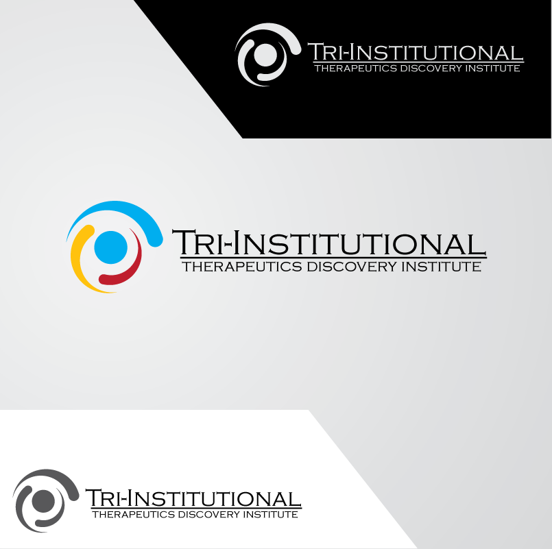 Logo Design by Ashesh Gaurav - Entry No. 198 in the Logo Design Contest Inspiring Logo Design for Tri-Institutional Therapeutics Discovery Institute.