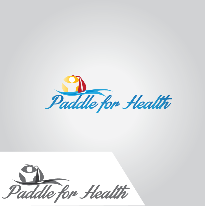Logo Design by Ashesh Gaurav - Entry No. 32 in the Logo Design Contest Creative Logo Design for Paddle for Health.