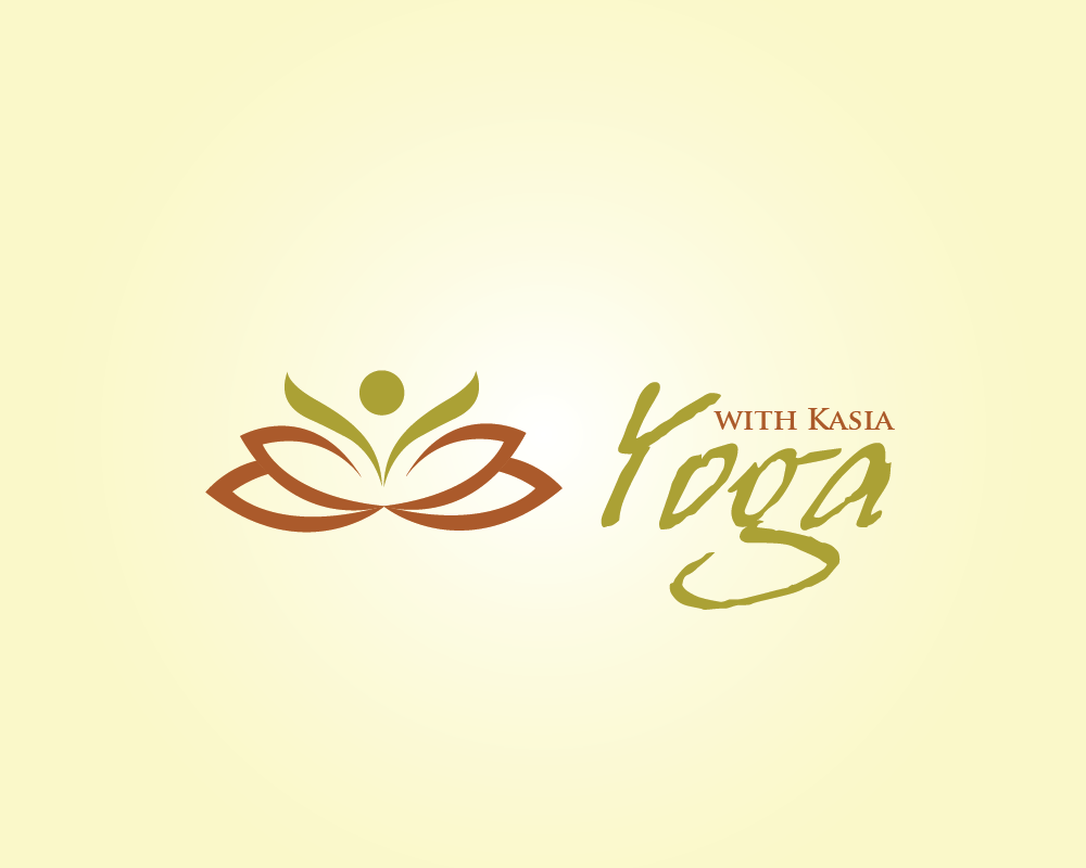 Logo Design by roc - Entry No. 1 in the Logo Design Contest Artistic Logo Design for Yoga with Kasia.