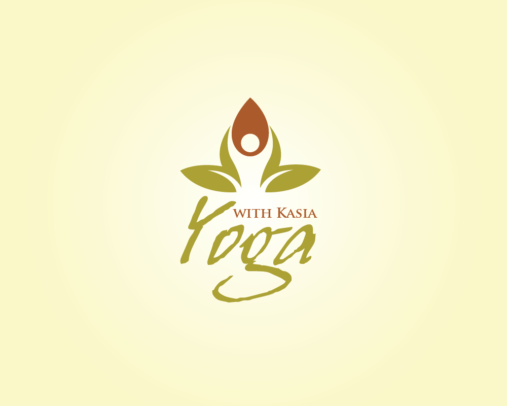 Logo Design by roc - Entry No. 2 in the Logo Design Contest Artistic Logo Design for Yoga with Kasia.