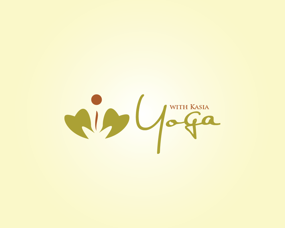 Logo Design by roc - Entry No. 3 in the Logo Design Contest Artistic Logo Design for Yoga with Kasia.