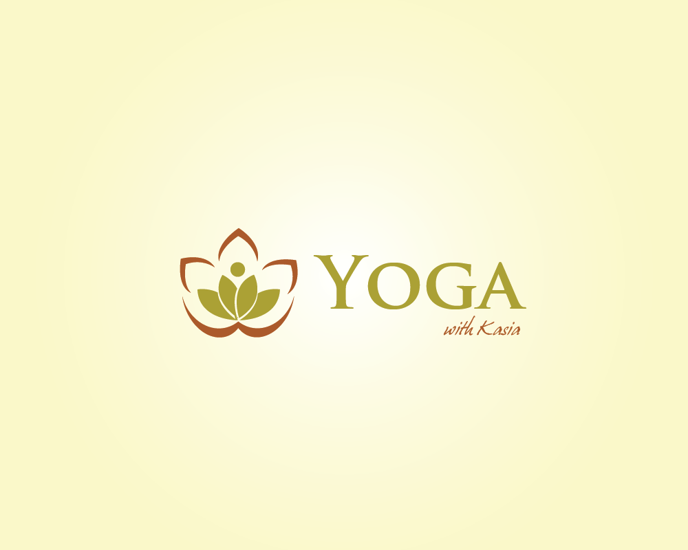 Logo Design by roc - Entry No. 4 in the Logo Design Contest Artistic Logo Design for Yoga with Kasia.