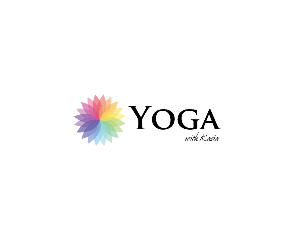 Logo Design by roc - Entry No. 5 in the Logo Design Contest Artistic Logo Design for Yoga with Kasia.