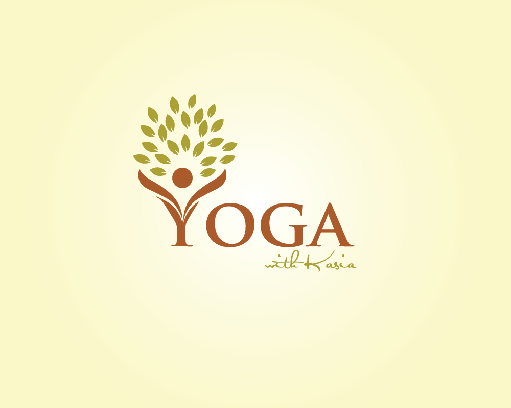 Logo Design by roc - Entry No. 6 in the Logo Design Contest Artistic Logo Design for Yoga with Kasia.