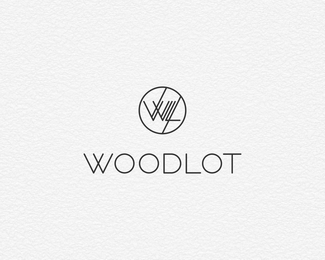 Logo Design by Rares.Andrei - Entry No. 51 in the Logo Design Contest Fun Logo Design for woodlot.