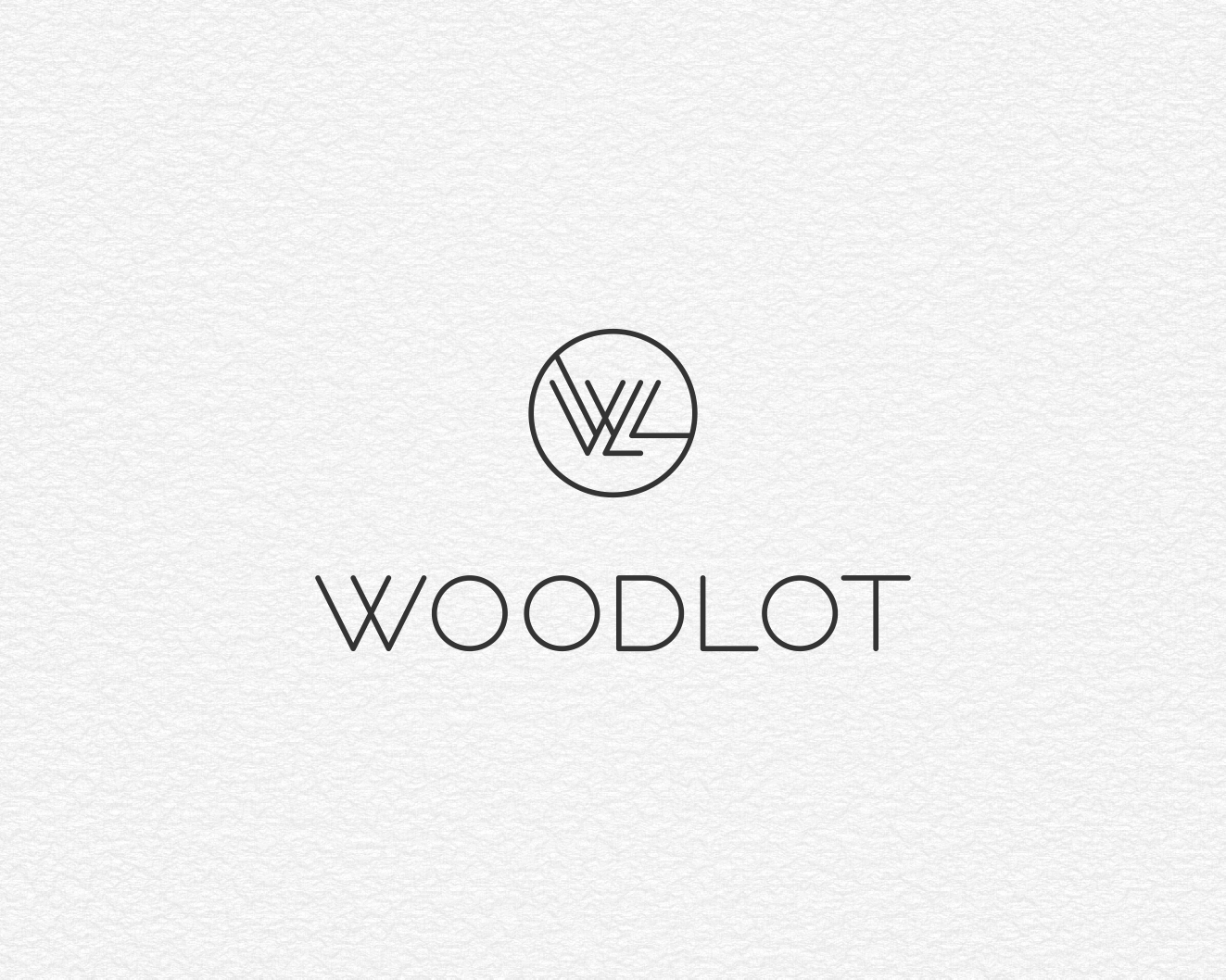 Logo Design by Rares.Andrei - Entry No. 52 in the Logo Design Contest Fun Logo Design for woodlot.
