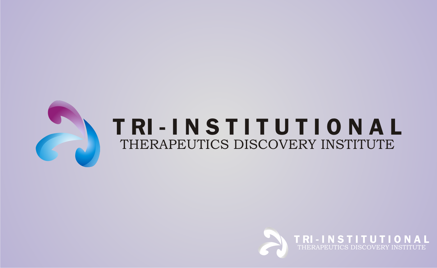 Logo Design by Nthus Nthis - Entry No. 204 in the Logo Design Contest Inspiring Logo Design for Tri-Institutional Therapeutics Discovery Institute.