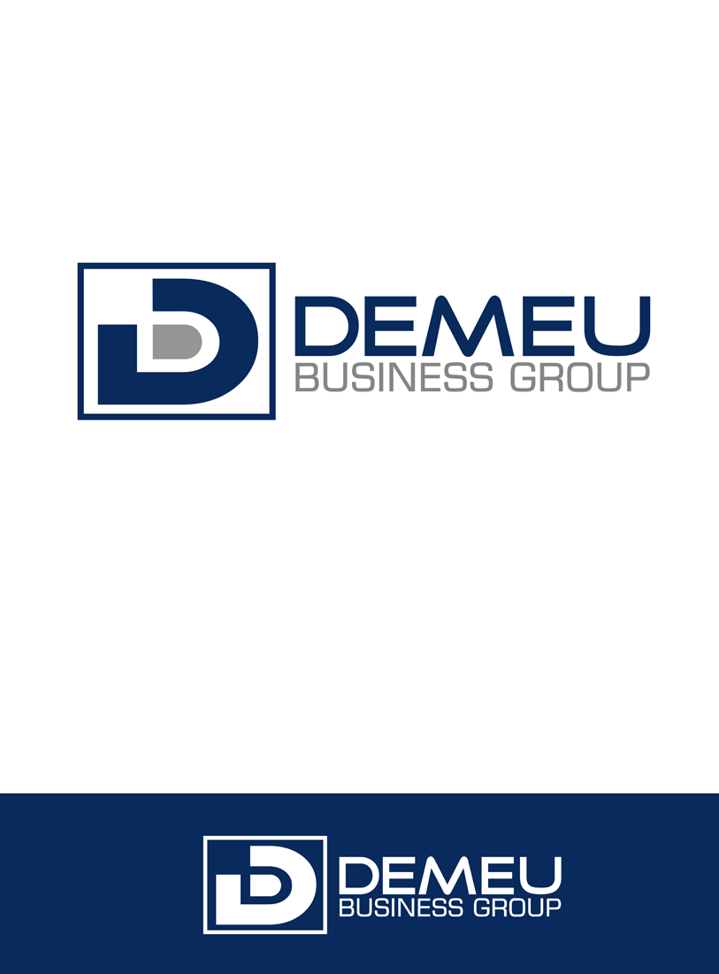 Logo Design by Private User - Entry No. 141 in the Logo Design Contest Captivating Logo Design for DEMEU Business Group.