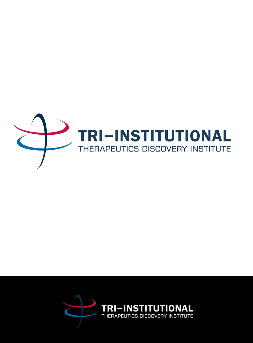Logo Design by Private User - Entry No. 205 in the Logo Design Contest Inspiring Logo Design for Tri-Institutional Therapeutics Discovery Institute.