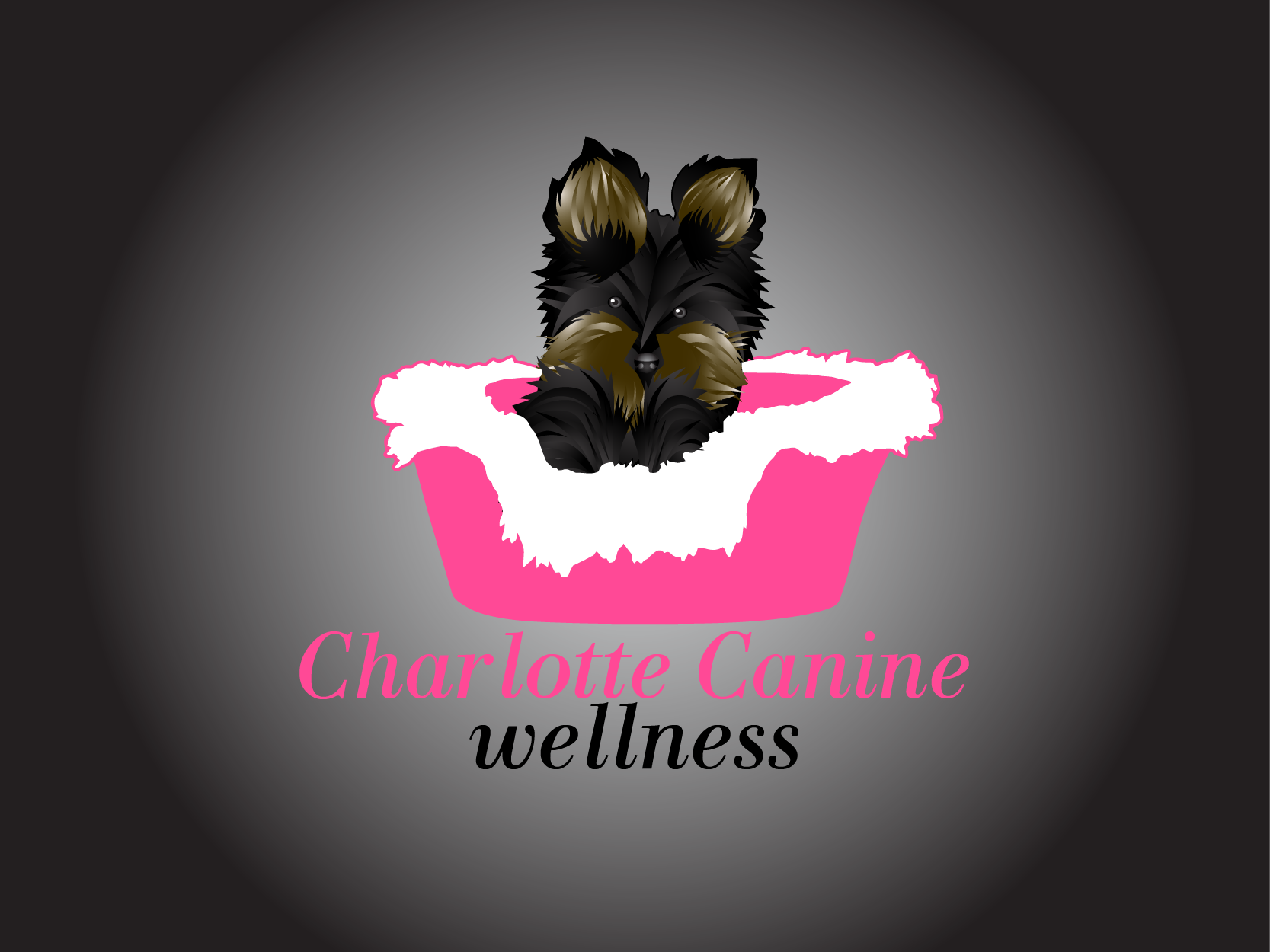 Logo Design by Private User - Entry No. 51 in the Logo Design Contest New Logo Design for Charlotte Canine Wellness.
