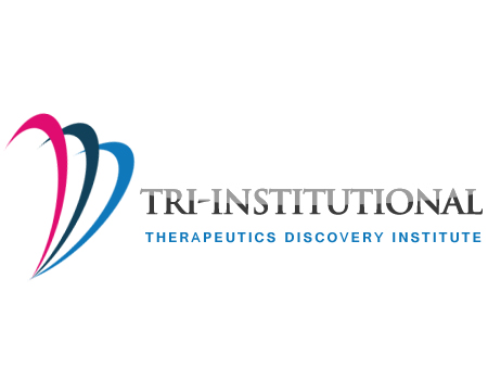 Logo Design by Crystal Desizns - Entry No. 206 in the Logo Design Contest Inspiring Logo Design for Tri-Institutional Therapeutics Discovery Institute.