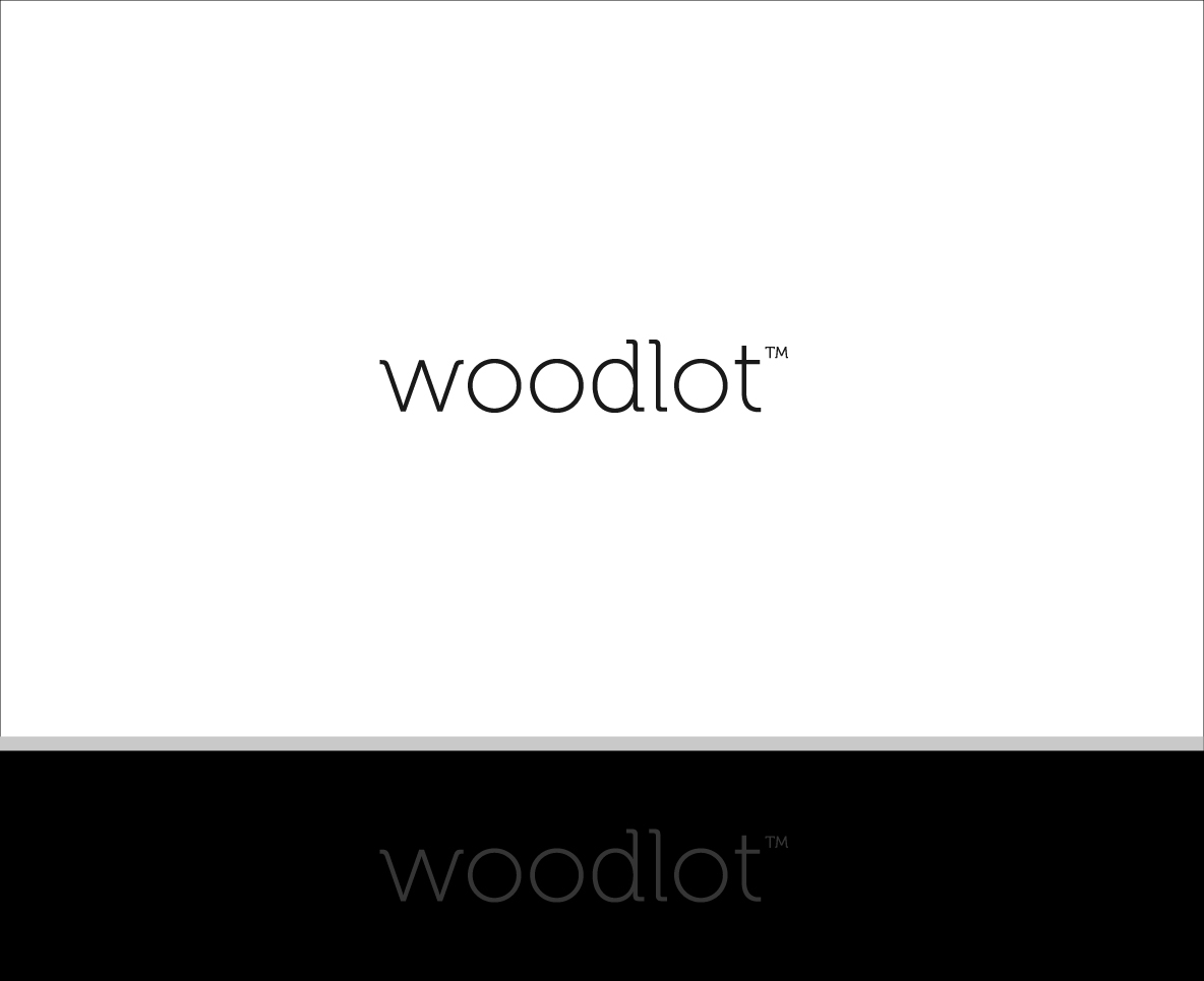 Logo Design by zoiDesign - Entry No. 53 in the Logo Design Contest Fun Logo Design for woodlot.