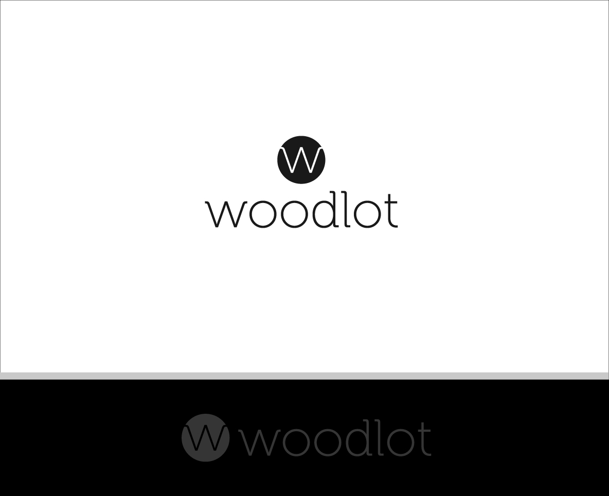 Logo Design by zoiDesign - Entry No. 55 in the Logo Design Contest Fun Logo Design for woodlot.