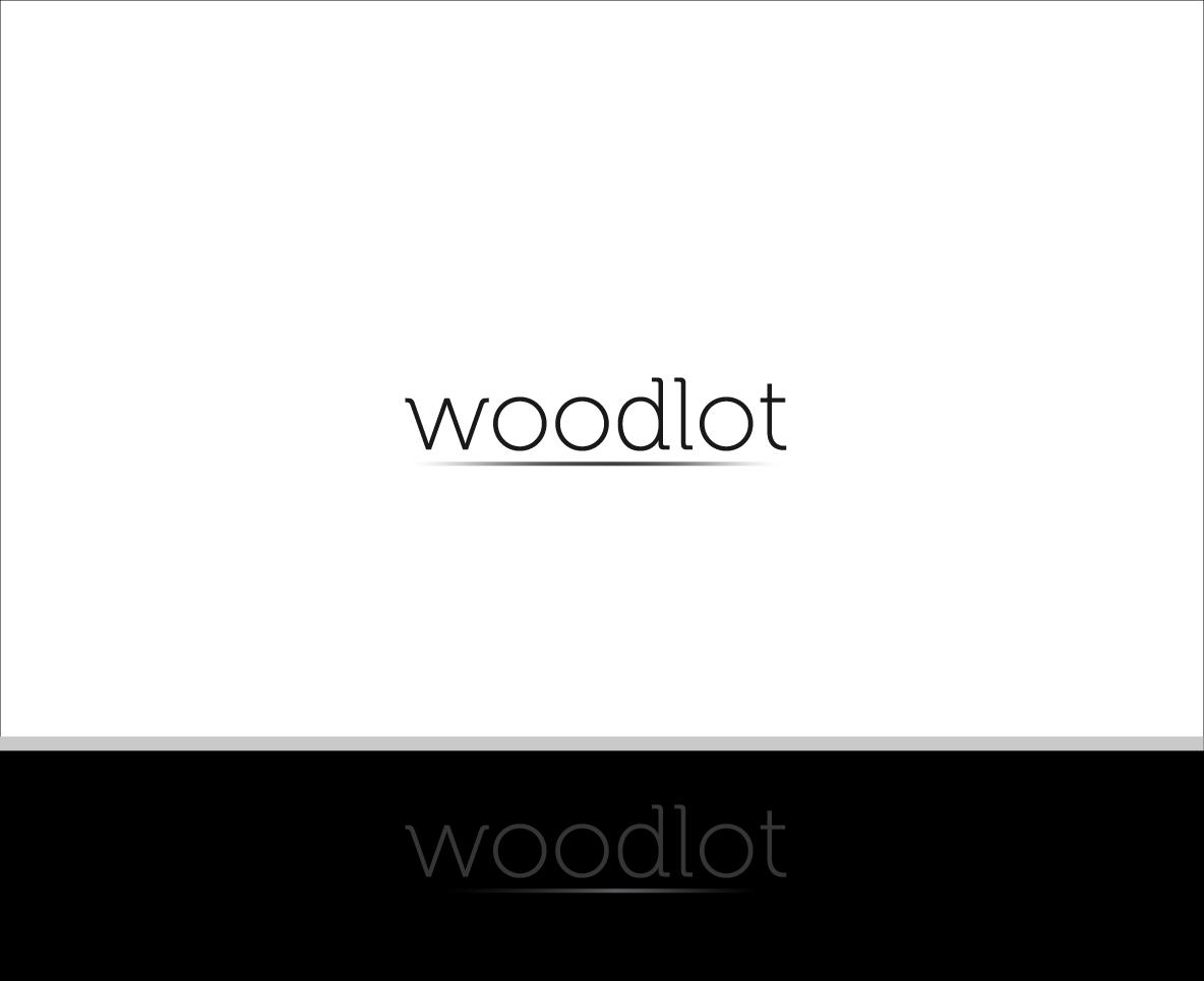 Logo Design by zoiDesign - Entry No. 56 in the Logo Design Contest Fun Logo Design for woodlot.