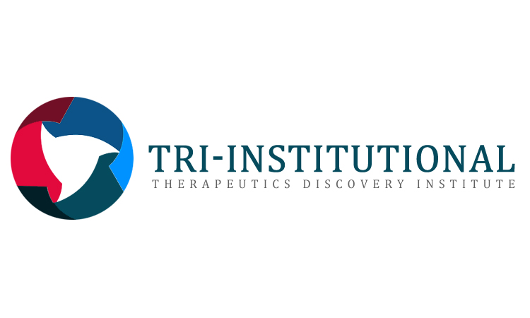 Logo Design by Crystal Desizns - Entry No. 207 in the Logo Design Contest Inspiring Logo Design for Tri-Institutional Therapeutics Discovery Institute.