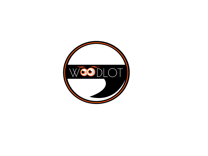 Logo Design by Kishor Patil - Entry No. 57 in the Logo Design Contest Fun Logo Design for woodlot.