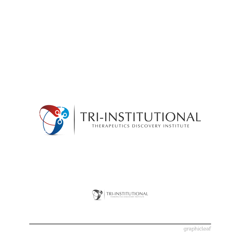 Logo Design by Muhammad Nasrul chasib - Entry No. 210 in the Logo Design Contest Inspiring Logo Design for Tri-Institutional Therapeutics Discovery Institute.