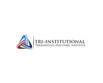 Logo Design by Private User - Entry No. 213 in the Logo Design Contest Inspiring Logo Design for Tri-Institutional Therapeutics Discovery Institute.