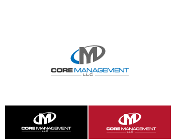 Logo Design by Private User - Entry No. 2 in the Logo Design Contest Creative Logo Design for CORE Management, LLC.