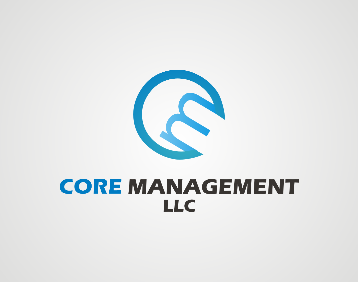 Logo Design by Nthus Nthis - Entry No. 3 in the Logo Design Contest Creative Logo Design for CORE Management, LLC.