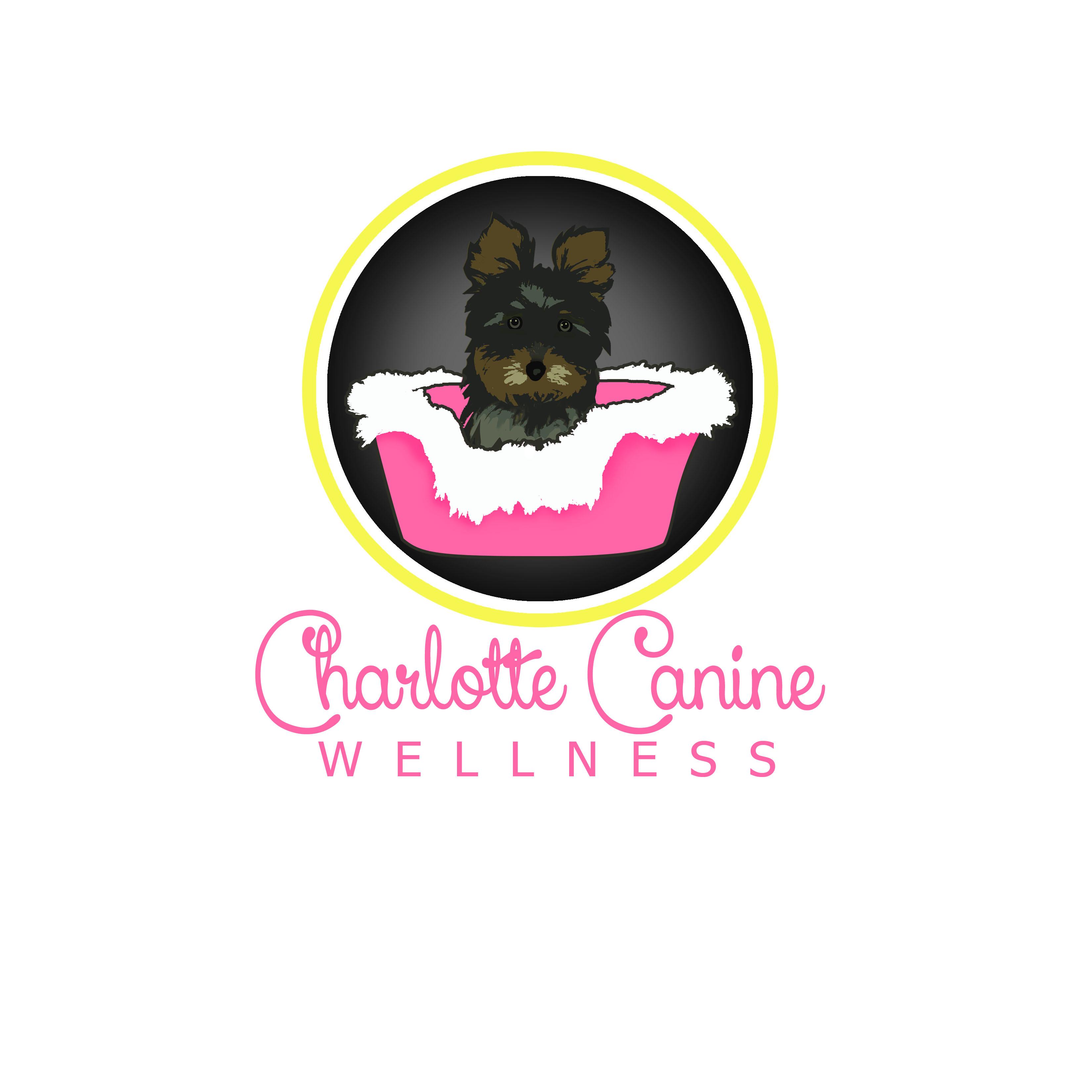 Logo Design by Allan Esclamado - Entry No. 68 in the Logo Design Contest New Logo Design for Charlotte Canine Wellness.