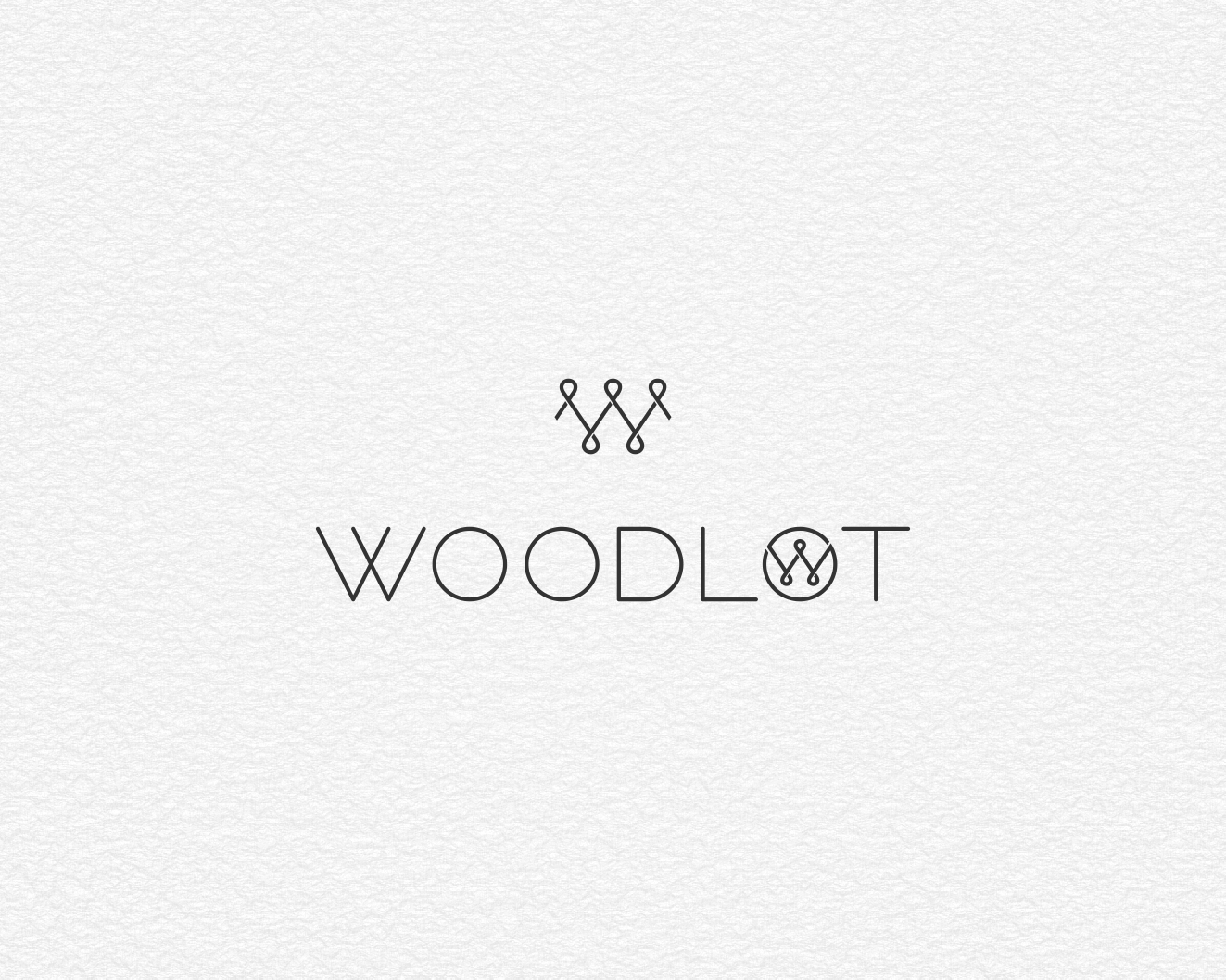 Logo Design by Rares.Andrei - Entry No. 62 in the Logo Design Contest Fun Logo Design for woodlot.