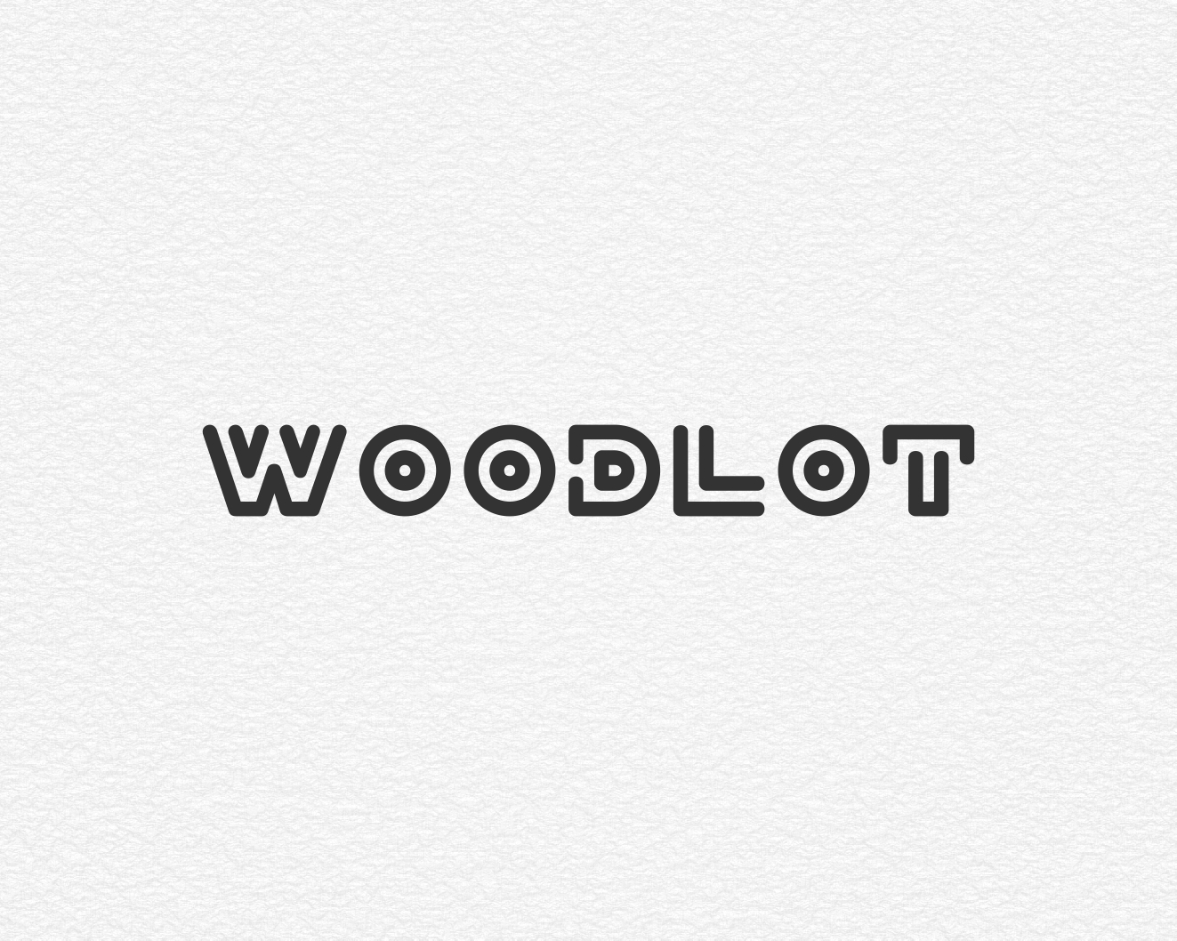 Logo Design by Rares.Andrei - Entry No. 64 in the Logo Design Contest Fun Logo Design for woodlot.