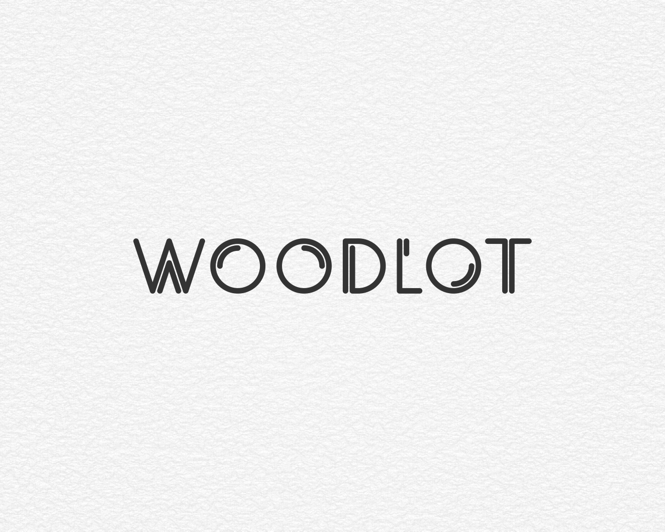 Logo Design by Rares.Andrei - Entry No. 65 in the Logo Design Contest Fun Logo Design for woodlot.