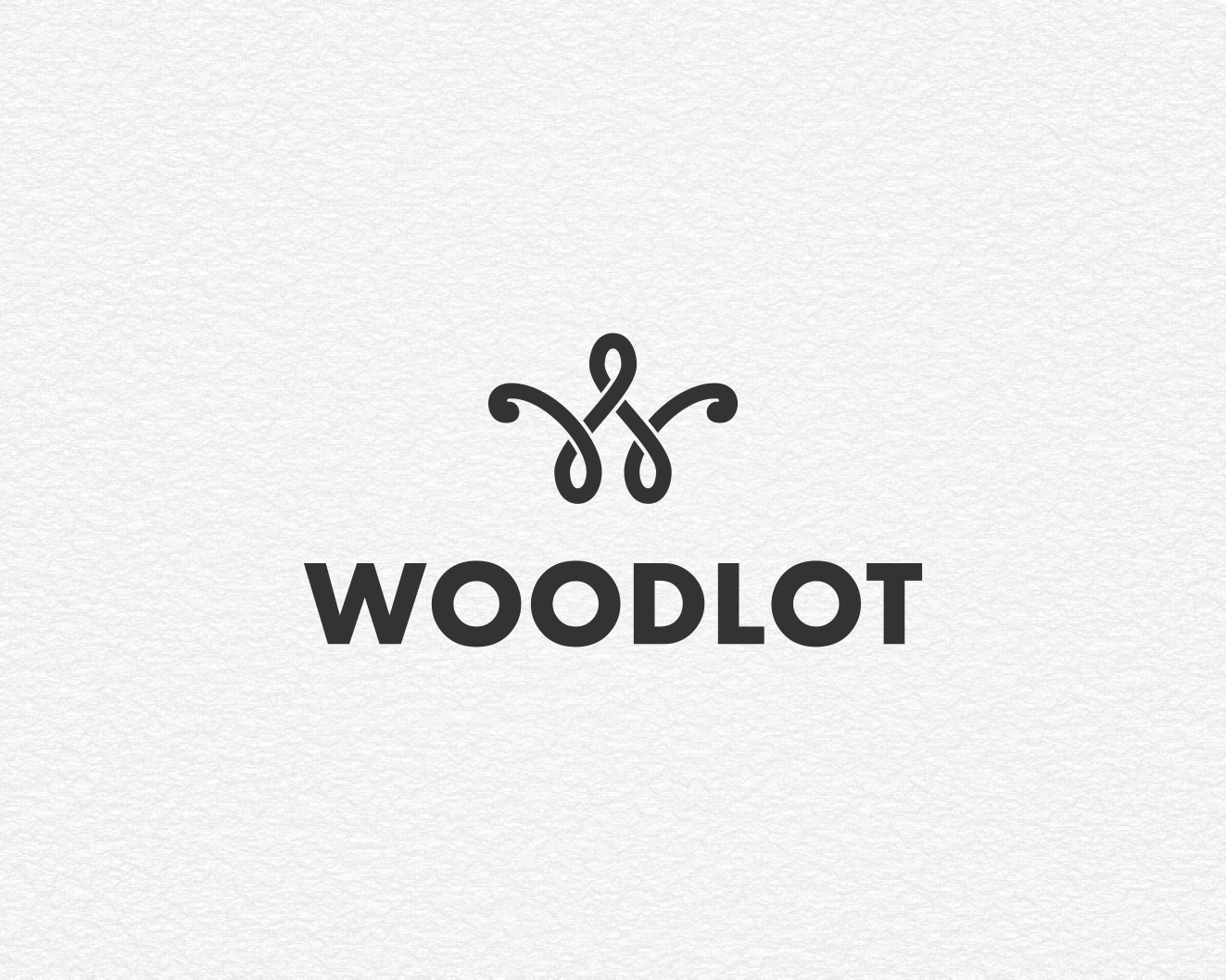 Logo Design by Rares.Andrei - Entry No. 66 in the Logo Design Contest Fun Logo Design for woodlot.