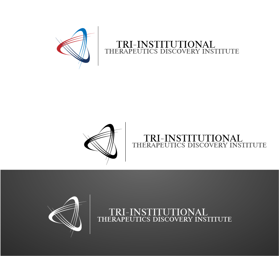 Logo Design by brands_in - Entry No. 216 in the Logo Design Contest Inspiring Logo Design for Tri-Institutional Therapeutics Discovery Institute.