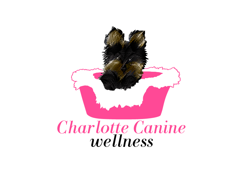 Logo Design by Private User - Entry No. 73 in the Logo Design Contest New Logo Design for Charlotte Canine Wellness.