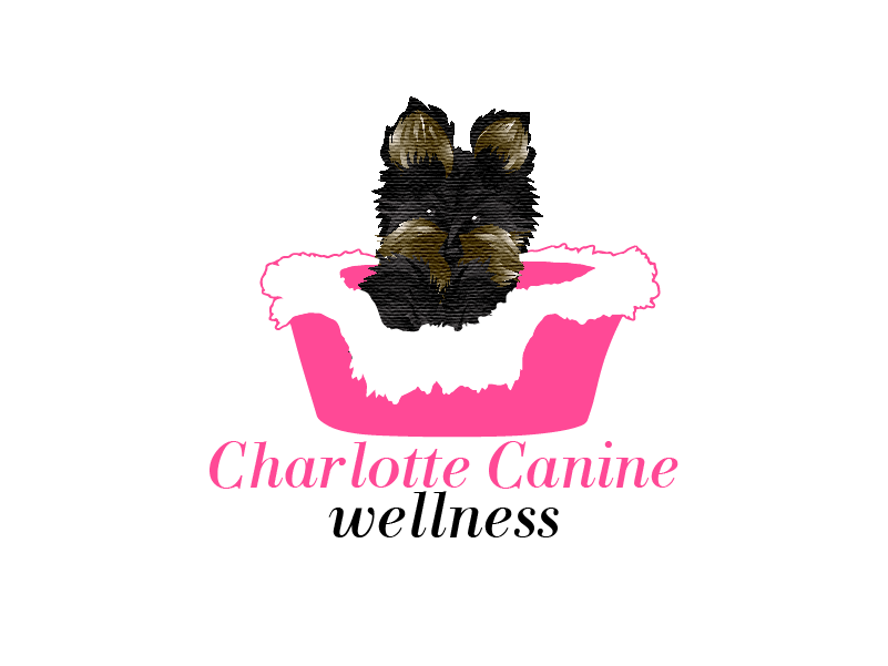Logo Design by Private User - Entry No. 74 in the Logo Design Contest New Logo Design for Charlotte Canine Wellness.