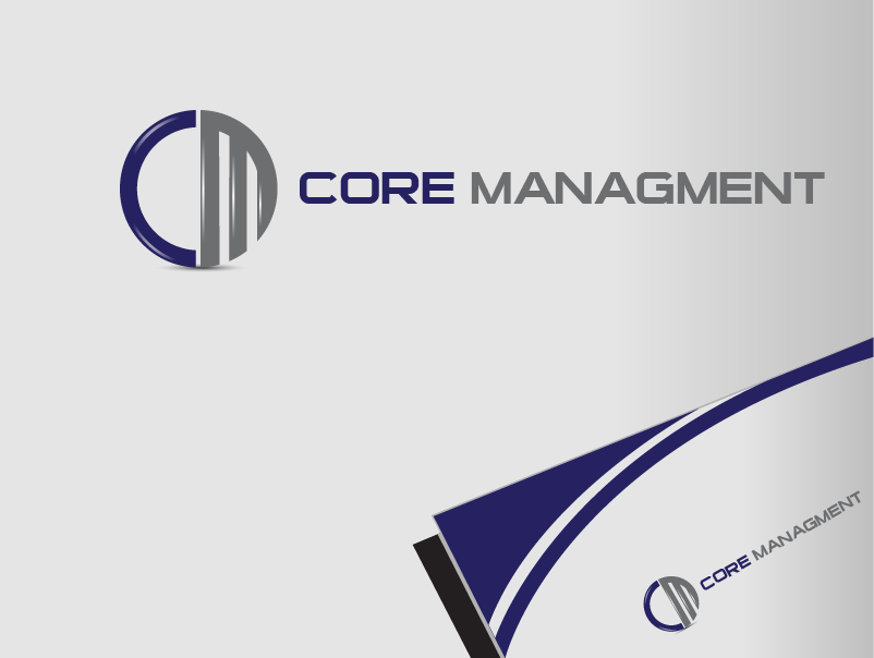 Logo Design by Private User - Entry No. 8 in the Logo Design Contest Creative Logo Design for CORE Management, LLC.