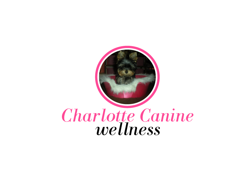 Logo Design by Private User - Entry No. 77 in the Logo Design Contest New Logo Design for Charlotte Canine Wellness.