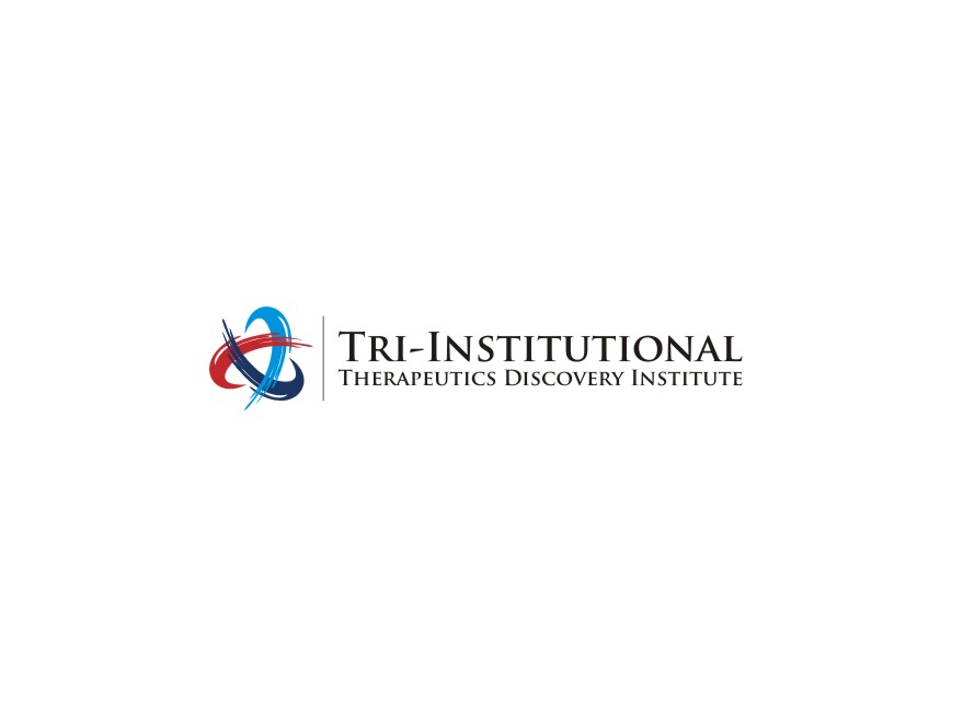 Logo Design by untung - Entry No. 221 in the Logo Design Contest Inspiring Logo Design for Tri-Institutional Therapeutics Discovery Institute.