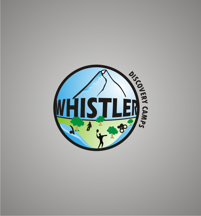 Logo Design by Nthus Nthis - Entry No. 19 in the Logo Design Contest Captivating Logo Design for Whistler Discovery Camps.