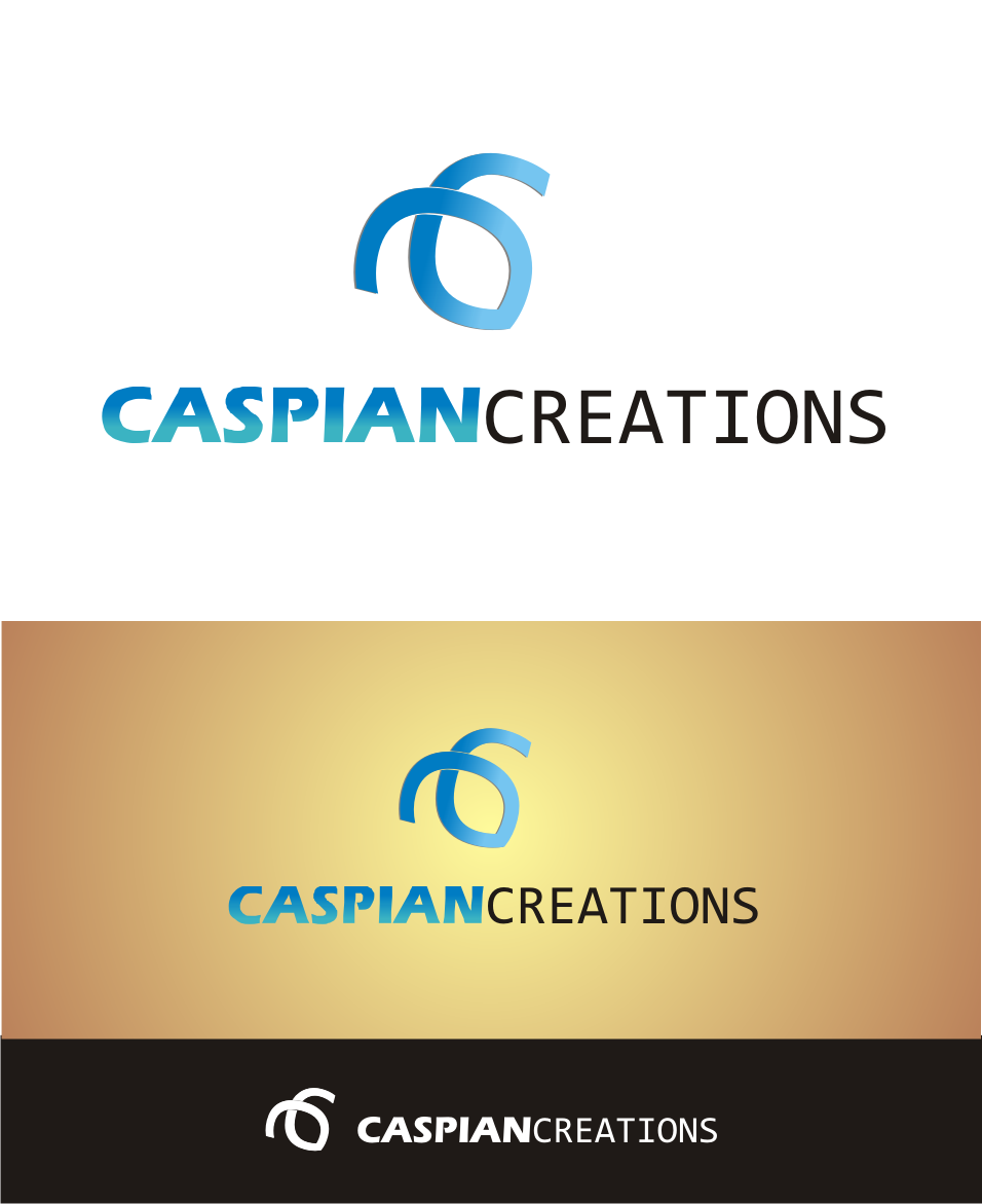 Logo Design by Nthus Nthis - Entry No. 4 in the Logo Design Contest Creative Logo Design for Caspian Creations.