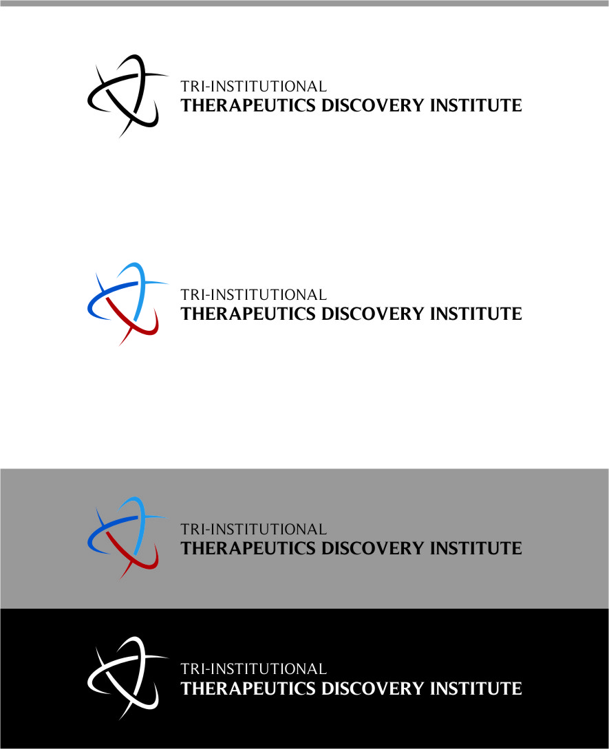 Logo Design by RasYa Muhammad Athaya - Entry No. 227 in the Logo Design Contest Inspiring Logo Design for Tri-Institutional Therapeutics Discovery Institute.